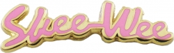 View Buying Options For The Alpha Kappa Alpha Skee-Wee Lapel Pin