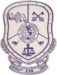 View Buying Options For The Sigma Lambda Beta Shield Lapel Pin