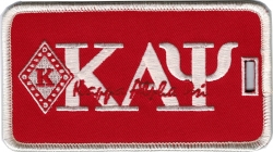 View Buying Options For The Kappa Alpha Psi Diamond New Image Luggage Tag