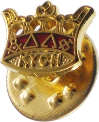 View Buying Options For The Knights of the York Cross of Honour Small Lapel Pin