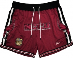 View Buying Options For The Tradition North Carolina Central Eagles G.O.A.T. Mens Basketball Shorts