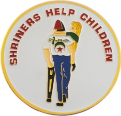 View Buying Options For The Shriners Help Children Car Emblem