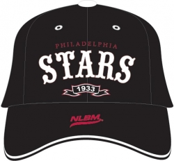 View Buying Options For The Philadelphia Stars Legends Mens Leather Baseball Cap