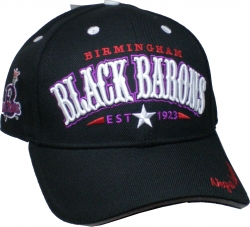 View Buying Options For The Birmingham Black Barons Legends S2 Mens Baseball Cap