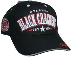 View Buying Options For The Atlanta Black Crackers Legends S2 Mens Baseball Cap