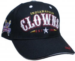View Buying Options For The Indianapolis Clowns Legends S2 Mens Baseball Cap
