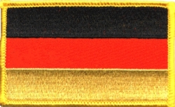 View Buying Options For The Germany Flag Iron-On Patch [Pre-Pack]