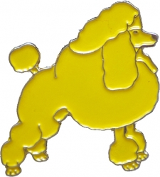 View Buying Options For The Sigma Gamma Rho Poodle Lapel Pin