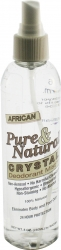 View Buying Options For The African Pure & Natural Crystal Deodorant Mist Spray