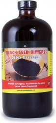 View Buying Options For The AIH Extra Strong Black Seed Bitters Detox Beverage