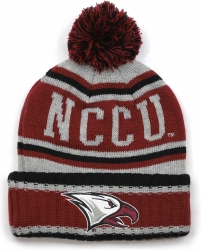 View Buying Options For The Big Boy North Carolina Central Eagles S51 Mens Cuff Beanie Cap with Ball