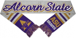 View Buying Options For The Big Boy Alcorn State Braves S5 Mens Knit Scarf