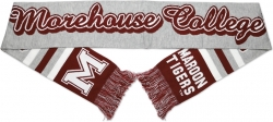 View Buying Options For The Big Boy Morehouse Maroon Tigers S5 Mens Knit Scarf