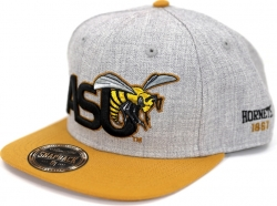 View Buying Options For The Big Boy Alabama State Hornets S2 Mens Snap Back Cap