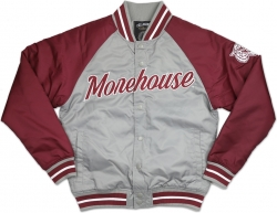 View Buying Options For The Big Boy Morehouse Maroon Tigers S4 Light Weight Mens Jacket