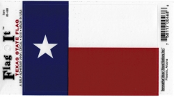 View Buying Options For The Texas State Flag Car Decal Sticker [Pre-Pack]