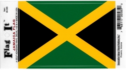 View Buying Options For The Jamaica Flag Car Decal Sticker [Pre-Pack]