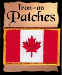 View Buying Options For The Canada Flag Iron-On Patch [Pre-Pack]