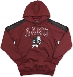 View Buying Options For The Big Boy Alabama A&M Bulldogs S5 Mens Pullover Hoodie