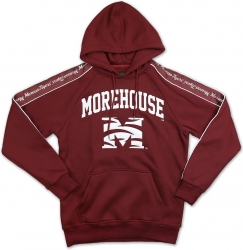 View Buying Options For The Big Boy Morehouse Maroon Tigers S5 Mens Pullover Hoodie