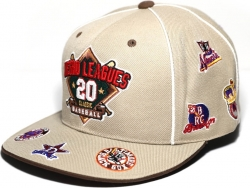 View Buying Options For The Negro League Baseball Commemorative S2 Mens Fitted Cap
