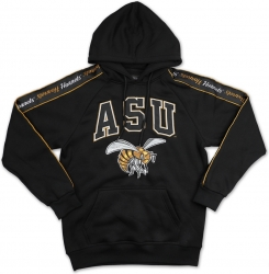 View Product Detials For The Big Boy Alabama State Hornets S5 Mens Pullover Hoodie