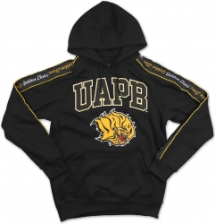 View Buying Options For The Big Boy Arkansas at Pine Bluff Golden Lions S5 Mens Pullover Hoodie