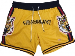 View Buying Options For The Tradition Grambling State Tigers G.O.A.T. Mens Basketball Shorts