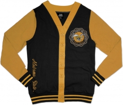 View Buying Options For The Big Boy Alabama State Hornets S6 Light Weight Ladies Cardigan