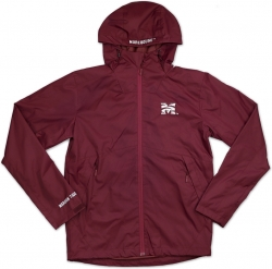 View Buying Options For The Big Boy Morehouse Maroon Tigers S5 Mens Windbreaker Jacket