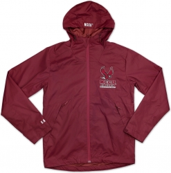 View Buying Options For The Big Boy North Carolina Central Eagles S5 Mens Windbreaker Jacket