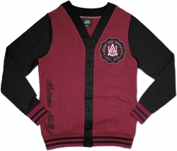 View Buying Options For The Big Boy Alabama A&M Bulldogs S6 Light Weight Ladies Cardigan
