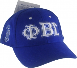 View Buying Options For The Phi Beta Sigma Fraternity, Inc. Low-Profile Mens Cap