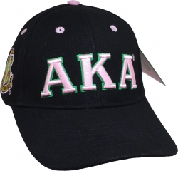 View Buying Options For The Alpha Kappa Alpha Sorority, Inc. Low-Profile Ladies Cap