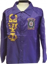 View Buying Options For The Omega Psi Phi Mens Crossing Line Jacket