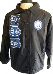 View Buying Options For The Zeta Phi Beta Ladies Crossing Line Jacket