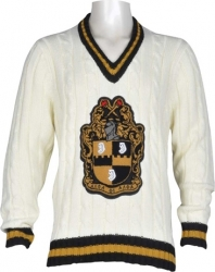View Buying Options For The Alpha Phi Alpha Shield Fraternity Mens V-Neck Sweater