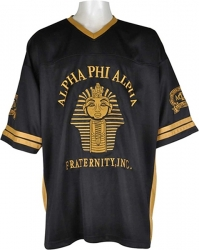 View Buying Options For The Alpha Phi Alpha Fraternity, Inc. Mens Football Jersey