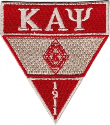 View Buying Options For The Kappa Alpha Psi Military Style Iron-On Patch