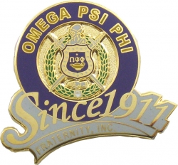 View Buying Options For The Omega Psi Phi Fraternity, Inc. Since 1911 Lapel Pin