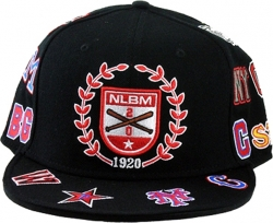 View Buying Options For The Negro League Baseball Commemorative Polo Mens Cap