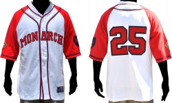 View Buying Options For The Kansas City Monarchs Replica Mens Baseball Jersey