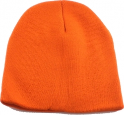 View Buying Options For The Classic Plain Short Cuffless Mens Beanie Cap