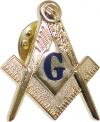 View Buying Options For The Mason Symbol Lapel Pin