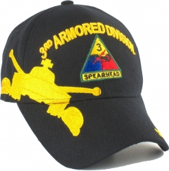 View Buying Options For The 3rd Armored Division Spearhead Shadow Mens Cap