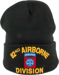 View Buying Options For The 82nd Airborne Division Mens Cuff Beanie Cap