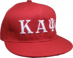 View Buying Options For The Kappa Alpha Psi 3D Mens Fitted Cap