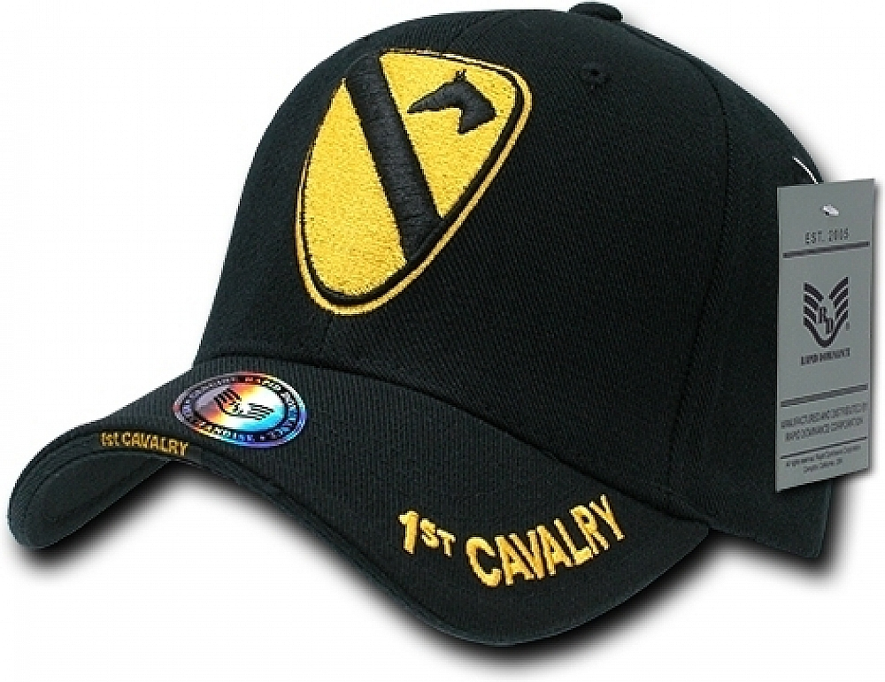 RapDom 1st Cavalry The Legend Military Mens Cap