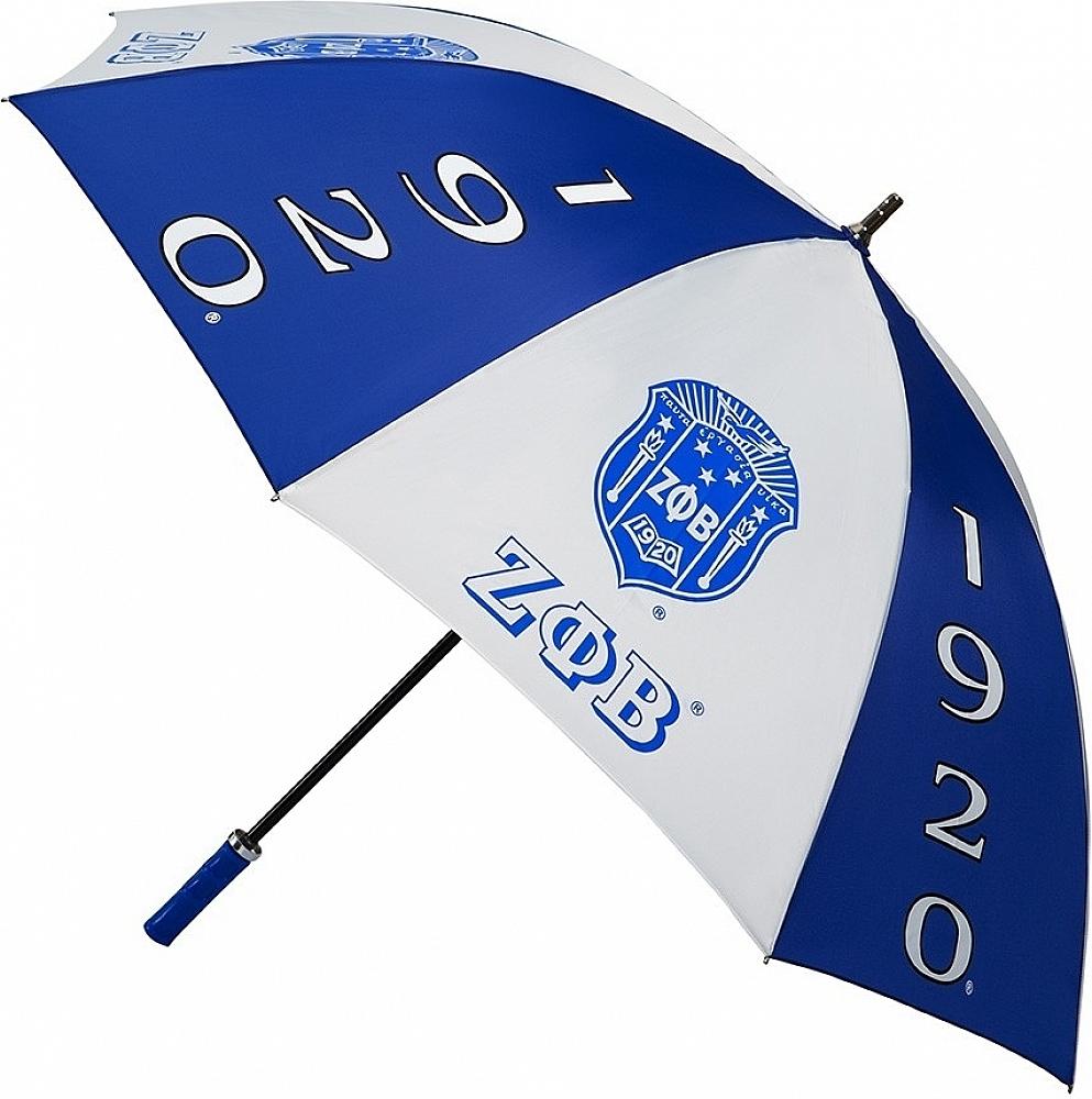 "Alpha Phi Alpha 30/"" Jumbo Umbrella"