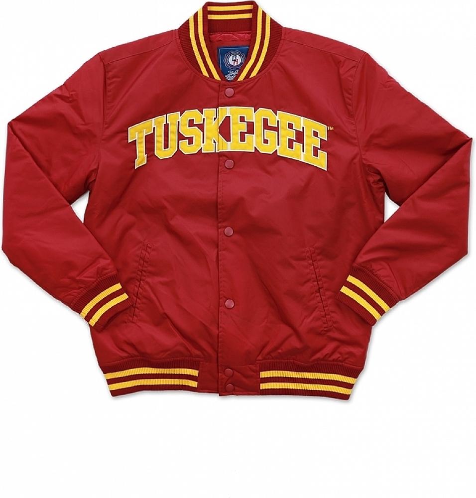 Big Boy Tuskegee Golden Tigers S3 Light Weight Mens Jacket